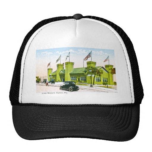 Casino Burgoyne, Daytona, Florida Trucker Hat