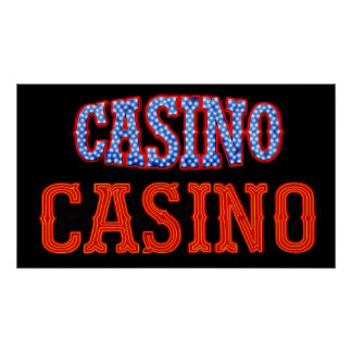 Casino Casino Poster