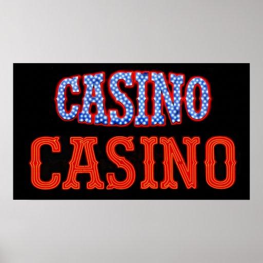 Casino Casino! Poster