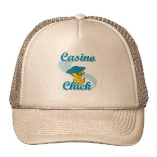 Casino Chick #3 Mesh Hats