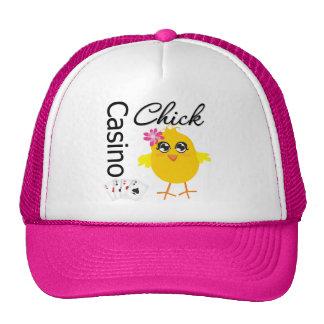 Casino Chick Cap