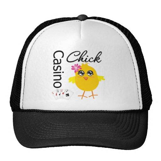 Casino Chick Hats