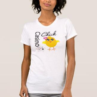Casino Chick Tshirt
