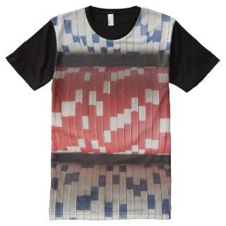 Casino Chips All-Over Print T-Shirt