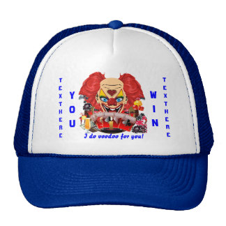Casino Clown View Notes Please Trucker Hat
