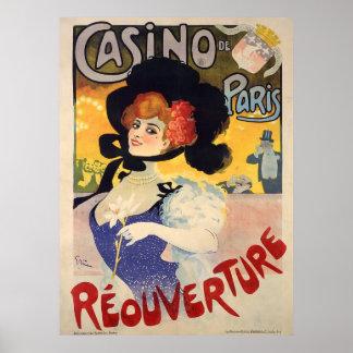 Casino de Paris Poster