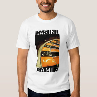 casino games tshirts