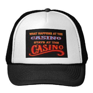 CASINO TRUCKER HATS