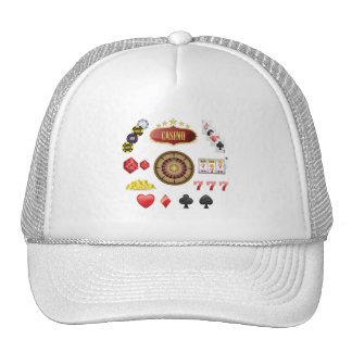 Casino Hats