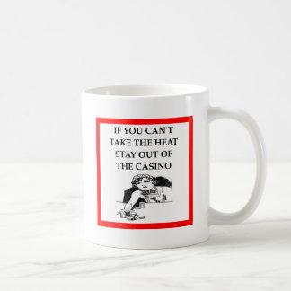 casino joke coffee mug