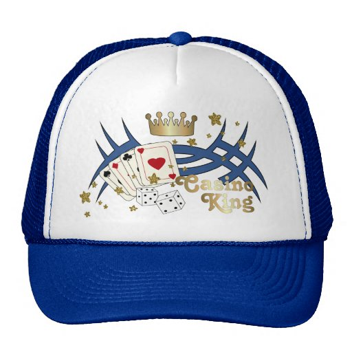 Casino King Hat