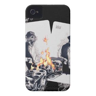 Casino Play Fire Dice Case-Mate iPhone 4 Case