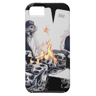 Casino Play Fire Dice iPhone 5 Cover
