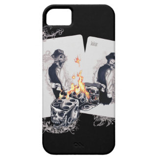 Casino Play Fire Dice iPhone 5 Covers