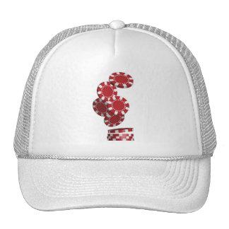 Casino / Poker Chips Cap