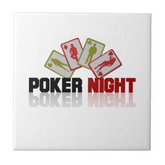Casino Poker Tile