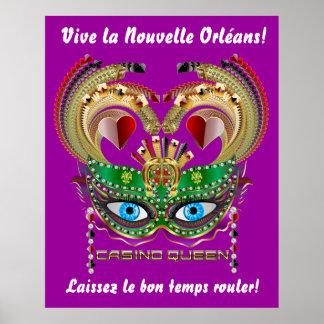 Casino Queen 40x50 Read About Design Below Posters