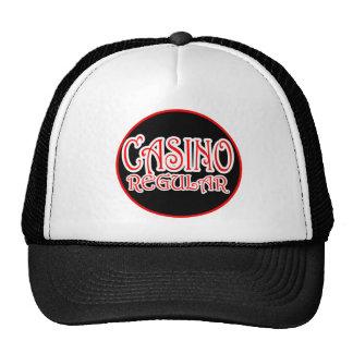CASINO-REGULAR HATS