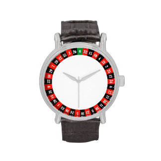 casino roulette wheel watches