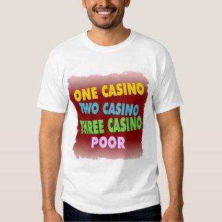 casino tees