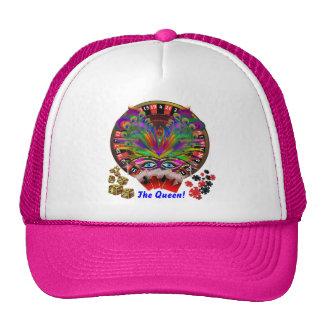 Casino Themes Masquerade 1 See Notes Trucker Hats