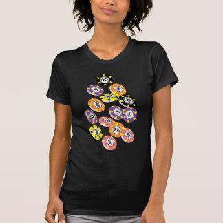 Casino Tokens Gambling Chips T-shirt