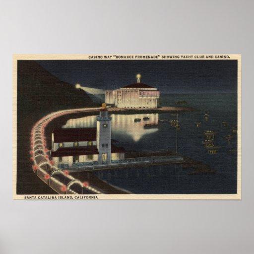 "Casino Way to the ""Romance Promenade"" Poster"