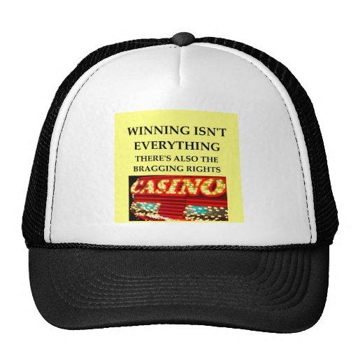 casinos hat