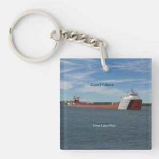 Cason J. Callaway key chain
