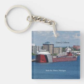 Cason J. Callaway Soo key chain