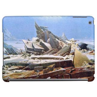 CASPAR DAVID FRIEDRICH - The sea of ice 1824