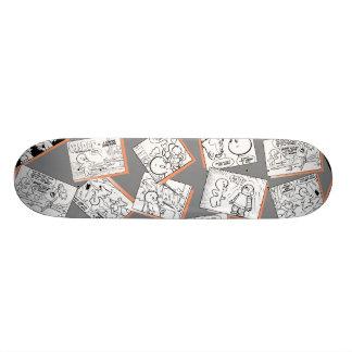 Casper Comics Skate Deck