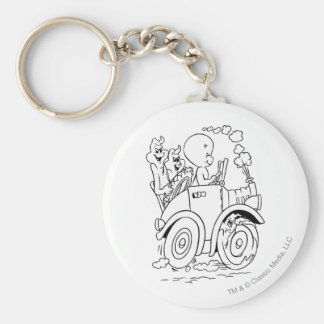 Casper Driving Key Ring