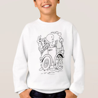 Casper Driving Sweatshirt