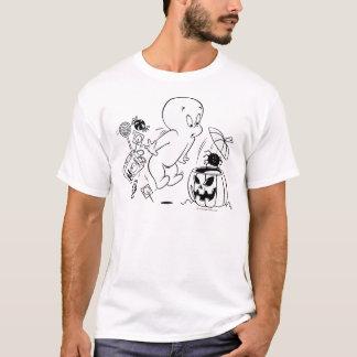 Casper Halloween Spider Scare T-Shirt