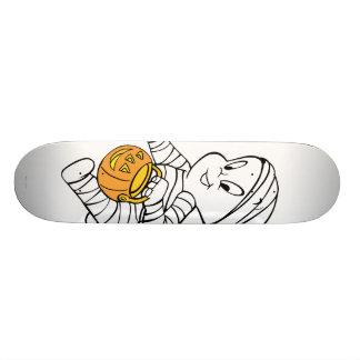 Casper in Mummy Costume Skateboard Decks