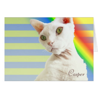 Casper Rainbow Card