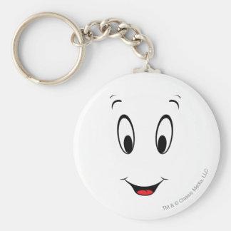 Casper Super Smiley Face Key Ring
