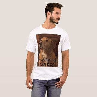 CASPER THE CMI DOG T-Shirt