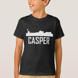 Casper Wyoming City Skyline T-Shirt