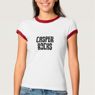 Casper Wyoming Rocks T-Shirt