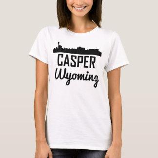 Casper Wyoming Skyline T-Shirt