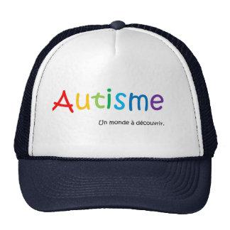 Casquette Autisme un monde à découvrir Cap