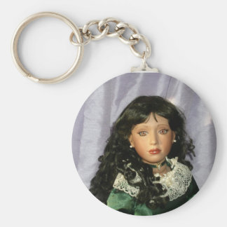 Cassandra Ponders Key Ring