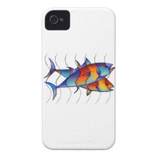Cassanella - dream fish iPhone 4 Case-Mate case