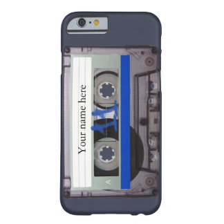 Cassette 11 barely there iPhone 6 case