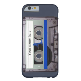 Cassette 1 barely there iPhone 6 case