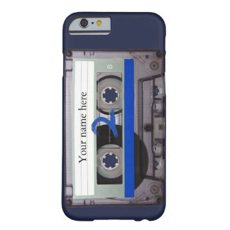 Cassette 2 barely there iPhone 6 case