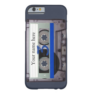 Cassette 3 barely there iPhone 6 case