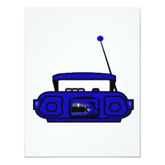 cassette boombox with notes bluish.png personalized announcement